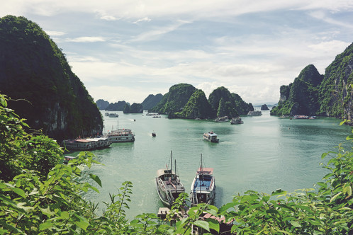 Beautiful Ha Long Bay View Picjumbo Com