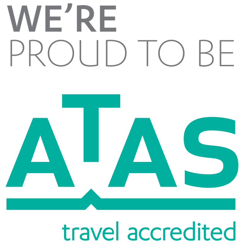 Travel Accredited Atas Logo Version Portrait