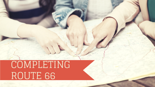 Completeing Route 66